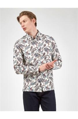 Paisley Shirt Multi-colour