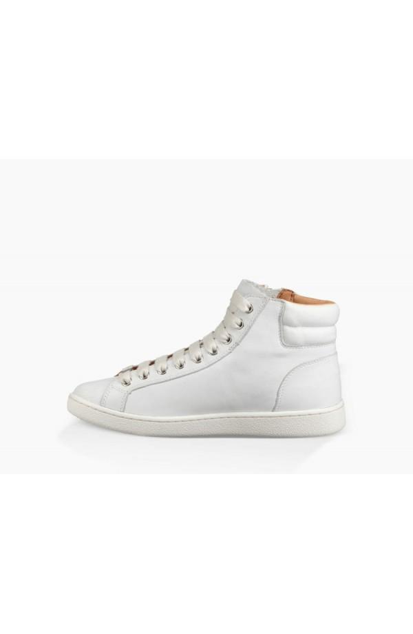 UGG Olive Trainer 1019663  White