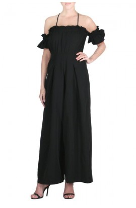 Gisela Jumpsuit Black