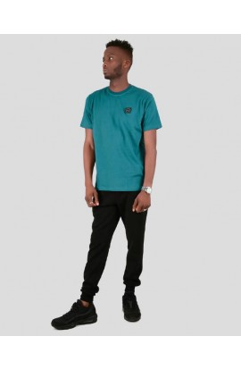 Siren Short Sleeve Top Teal