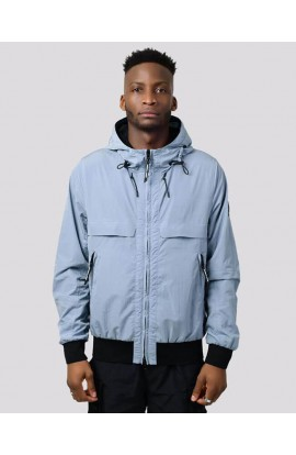 Articulated Jacket Silver