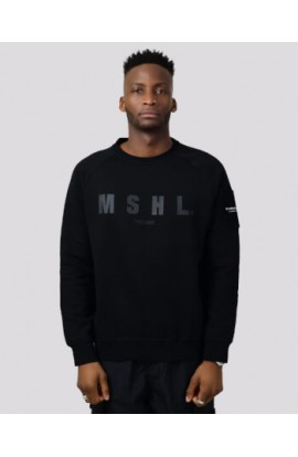 Hybrid Tech Sweatshirt Black