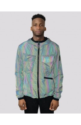 Reflective Jacket Iridescent