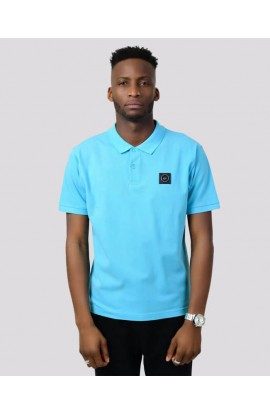 Siren Polo Shirt Blue