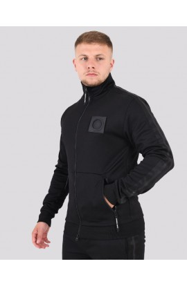 Fantom Track Top Black
