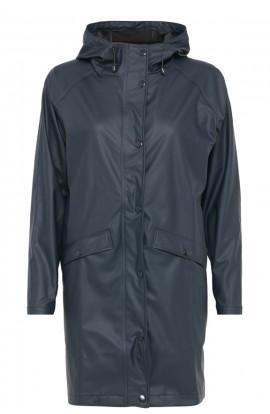Ichi Tazi Jacket Navy