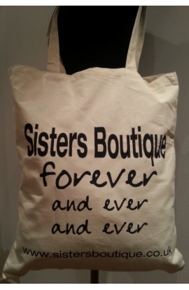 Sisters Boutique Bag For Life
