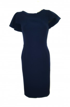 Capri Dress Navy