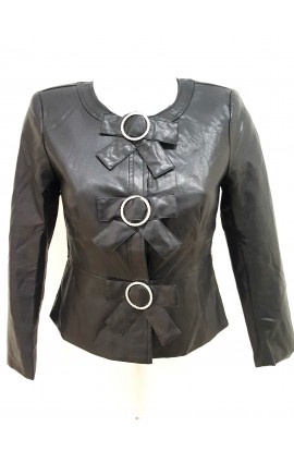 Bow Front Jacket