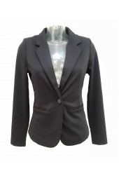 Ichi Kate Blazer Black