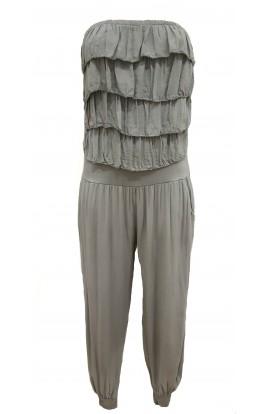 Ruffle Jumpsuit (more colours)