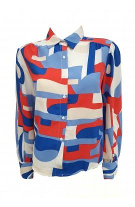 Bold Print Shirt