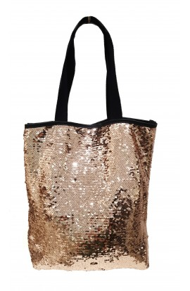 Sequin Shopper Bag (More Colours)