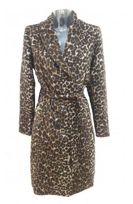 Impulse Coat Leopard