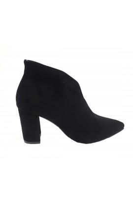 Suedette Boots