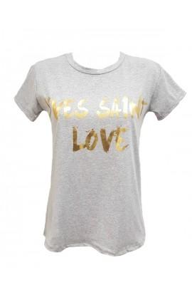 Yves Saint Love Top Grey
