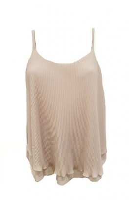 Pleated Cami Top (More Colours)