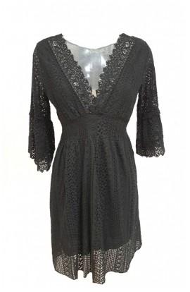 Crochet Dress (More Colours)