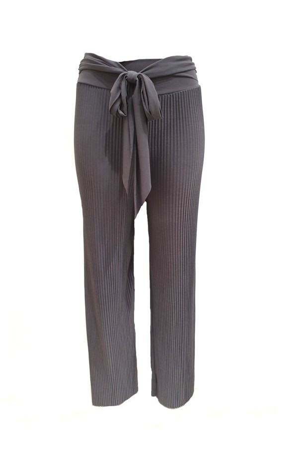 Pleated Trousers (More Colours)