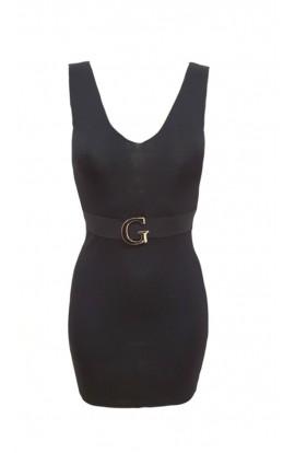 G Dress Black