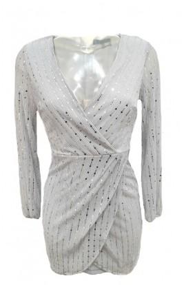 Silvery Dress