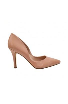 Patent Heels Pink