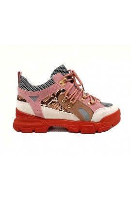 Chunky Trainer Pink