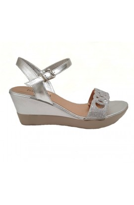 Ring Wedges Silver