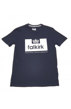 Falkirk T Shirt Navy