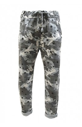 Star Camo Magic Pants (More Colours)