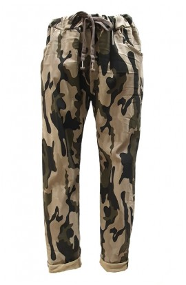 Camo Magic Pants (More Colours)