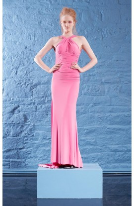 Kevan Jon Maglia Salvador Ball Dress Pink
