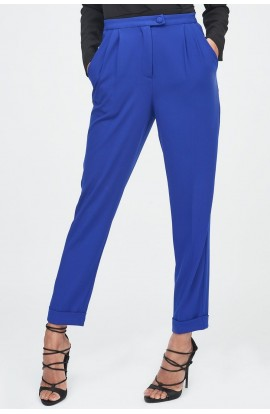 Lavish Alice Mensy Trousers Blue LA890
