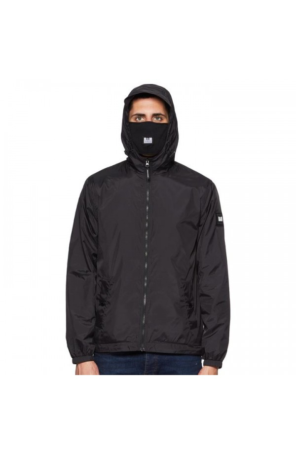 Weekend Offender Technichian Jacket Black