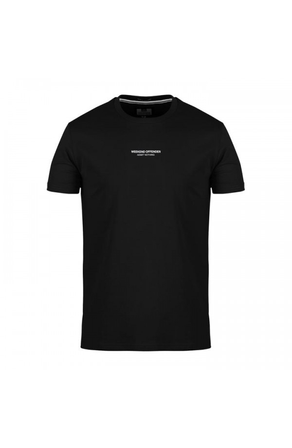 Santiago T Shirt Black