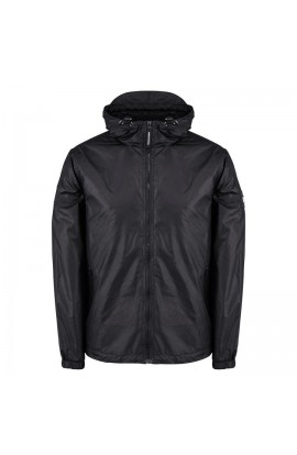 Technician Jacket Black