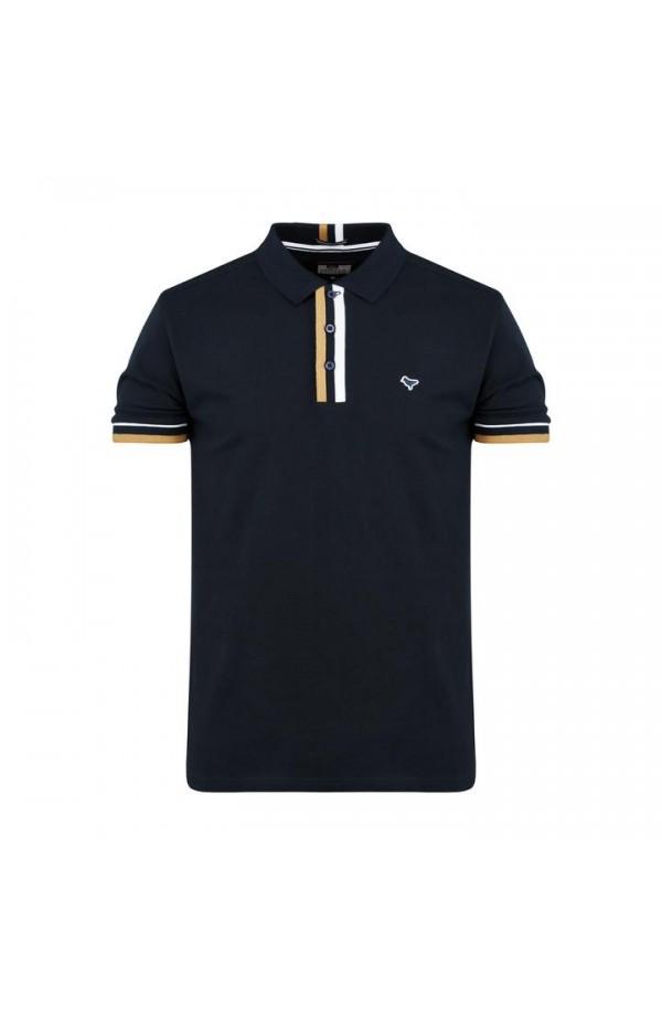 Callao Polo Shirt Navy