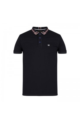 Rivera Polo Shirt Navy