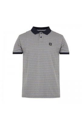 Felder Check Polo Shirt