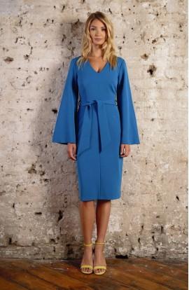 Alexis Dress Blue