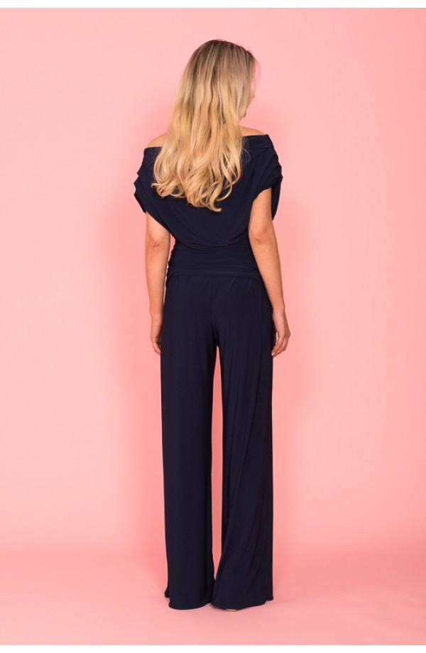 Carbon Jumpsuit Dark Navy