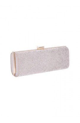 Baby Disco Clutch Soft Gold