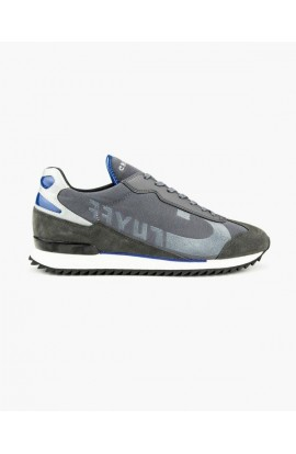 Cruyff Monster Ripple Trainer Grey