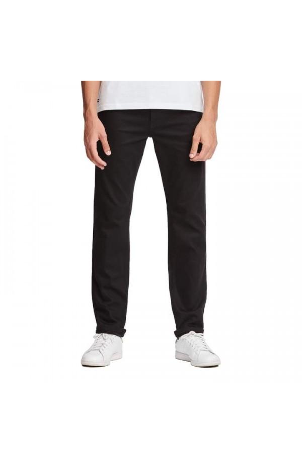 444 Tapered Jeans Regular Black