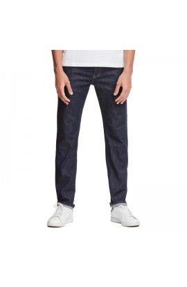 444 Tapered Jeans Regular Dark Rinse