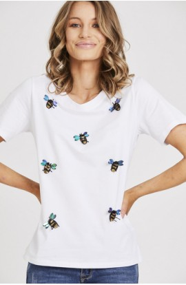 Bumble Bee T-Shirt White