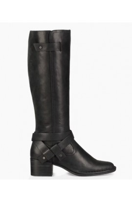 UGG Bandara Tall Boot Black 1095056