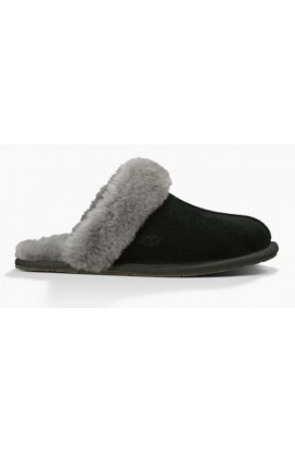 UGG Scuffette II Slipper Black 5661