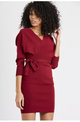 Belted Bodycon Dress (More colours)