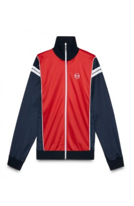 Scirocco Track Top Red